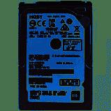 """HGST 1TB 7200RPM SATA3 (HTS721010A9E630) 2.5"""" HARDDİSK"""