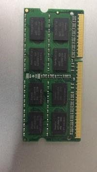 TURBOX 4GB DDR3 1600MHZ NB-12800 CL11 NOTEBOOK RAM