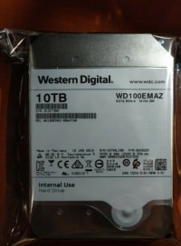 Western Digital WD100EMAZ 10TB 256MB SATA3 Harddisk
