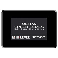 HI-LEVEL 120 GB HLV-SSD30ULT/120G S3 550-530 MB/s SSD