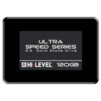 HI-LEVEL 120 GB HLV-SSD30ULT/120G S3 550-530 MB/s SSD