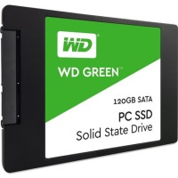 WD GREEN 120GB 3D NAND WDS120G2G0A 545-465 MB/S SSD