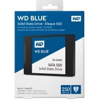 """WD BLUE 250GB SATA3 540/500 WDS250G2B 2.5"""" SSD"""