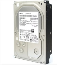 "Hitachi 4 TB Internal 7200RPM 3.5"" Harddisk"