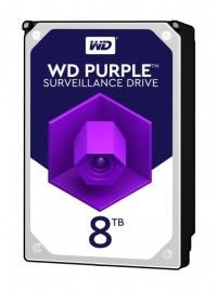 """WD Purple WD82PURZ 8TB 3.5"""" 7200Rpm 256MB 7x24 Güvenlik Diski"""