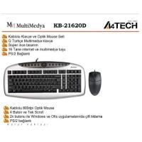 A4 TECH KB-21620DQ TR PS/2 KLAVYE MOUSE SET