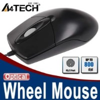 A4-TECH Op-720 Ps/2 Siyah Optik Mouse
