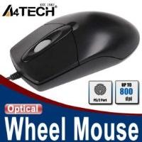 A4-TECH Op-720 Ps/2 Siyah Optik Mouse