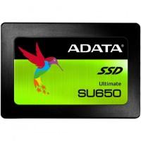 ADATA 120GB ASU650SS-120GT-R 520MB/450MB 3D NAND Sata3 2.5'' SSD