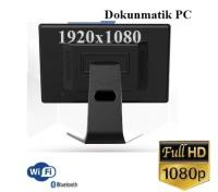 "QUATRONIC P160 J1900 4GB 64SSD 15.6"" DOS DOKUNMATİK AIO PC"
