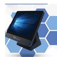 QUATRONIC P550 POS PC J1900 4GB 240GB SSD 15'' LED AIO PC