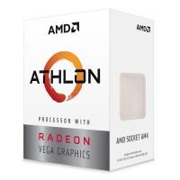 AMD Athlon 3000G 3.5GHz 5MB AM4 Vega 3 GPU 14nm İşlemci