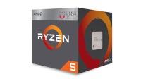 AMD Ryzen 5 2400G Socket AM4 3.6GHz 6MB Önbellek 65W İşlemci