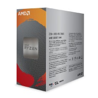 AMD Ryzen 3 3200G 3.6GHz 4MB AM4+ 12nm Vega 8 GPU İşlemci