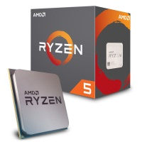 AMD RYZEN 5 2600 3.9GHz 65W Wraith Cooler AM4+ İşlemci
