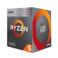 AMD Ryzen 5 3400G 3.7GHz 4MB 12nm Vega 11 GPU İşlemci
