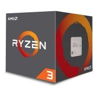 AMD Ryzen 3 R3 1200 Soket A M4 3.1GHz 8MB Önbellek 65W 4 Çekirdek İşlemci