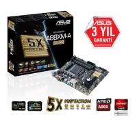 ASUS A88XM-A/USB3.1 AMD A88X 2400MHz(OC) DDR3 Soket FM2+ Anakart