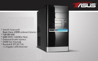 ASUS CEL J3355 4GB RAM 128G SSD DOS J3355-4G-128 HAZIR PC