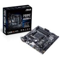 Asus PRIME A320M-A AMD A320 Soket AM4 DDR4 3200(O.C.)MHz Anakart