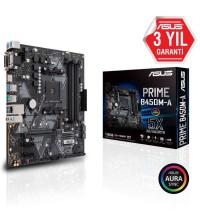 ASUS PRIME B450M-A AMD B450 Ryzen 2 A M4 DDR4 3200MHz () M.2 ANAKART