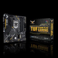 ASUS TUF B360M-PLUS GAMING 2666MHz(OC) DDR4 1151p8 M.2 Anakart