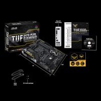 Asus TUF X470-PLUS Gaming AMD X470 3200MHz DDR4 Soket AM4 ATX Anakart