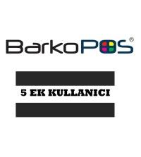 Barkopos 5 Ek Kullanıcı