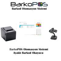 BarkoPOS Plus Otomasyon Paketi(Program, Okuyucu ve Yazıcı)