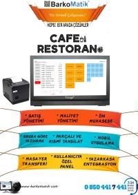 BarkoPOS  Standart Restoran Yazılımı