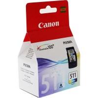 CANON CL-511 Renkli Mürekkep Kartuşu
