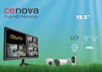 """CENOVA CN-185M 18.5""""VGA HDMI 1080P LED Monitör"""