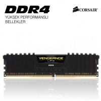 CORSAIR 8GB 3000MHZ DDR4 RAM CMK8GX4M1D3000C16