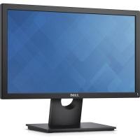 """Dell E1916H 18.5"""" 5ms VGA+DP 1366x768 Led Monitör"""