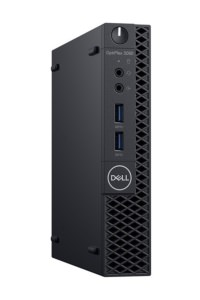 DELL OPTIPLEX N002O3060MFF 3060MFF I3-8100T 4GB 500GB UBNT MİNİ HAZIR PC