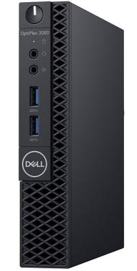 DELL OPTIPLEX N002O3060MFF 3060MFF I3-8100T 4GB 500GB UBNT MİNİ HAZIR PC