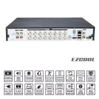 EZCOOL EZ-5116AHD 16 KANAL HDMI AHD KAYIT CIHAZI