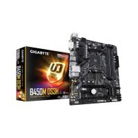 GIGABYTE B450M-DS3H AM4 B450 DDR4 M2 mATX AMD Anakart