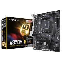 GIGABYTE GA-A320M-H DDR4 AM4 DVI+HDMI ANAKART