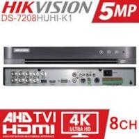 Haikon DS-7208HUHI-K1 5MP 8 Kanal HD-TVI Hibrit DVR Kayıt Cihazı