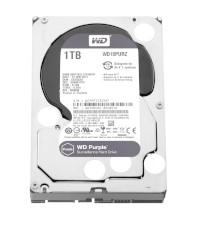 """W.DIJITAL 1TB 5400RPM (WD10PURX) PURPLE 64MB SATA3 3.5"""" HDD"""
