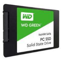 """WD GREEN 240GB 7MM 545/430 M 2.5"""" SSD"""