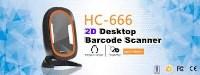 HENEX HC-666 2D MASA TİPİ BARKOD KAREKOD OKUYUCU