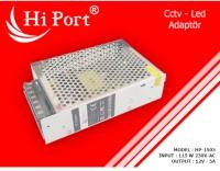Hİ PORT 12V 5 AMPER METAL LED ADAPTÖR HP-1505