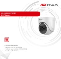 HIKVISION DS-2CE76D0T-ITPF 2MP 2.8MM 4IN1 IR DOME HD-TVI KAMERA