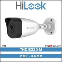 HILOOK THC-B220-M 2MP 3.6MM ATOM LENS 40MT  BULLET KAMERA