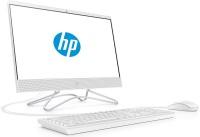 """HP 200 G3 3VA41EA i5-8250U 4GB 1TB 21.5"""" FDOS AIO PC"""