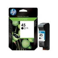 HP 45 Yüksek Kapasiteli Siyah Mürekkep Kartuşu ( 51645A )