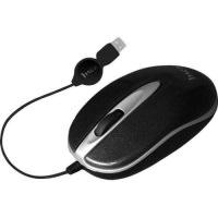 İnca Im-141U Nca Usb, Mini Sılver+Black Makaralı Mouse
