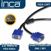 İnca Ivga-10Pt Vga To Vga 10 Metre Kablo